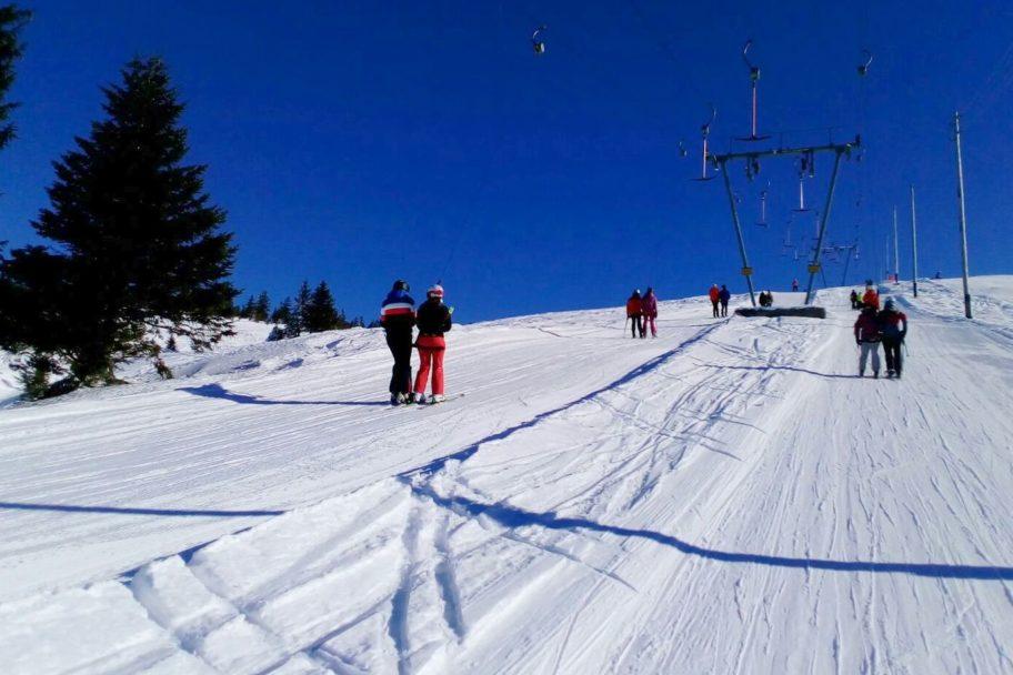 Skifahren Niedere Bezau-Andelsbuch