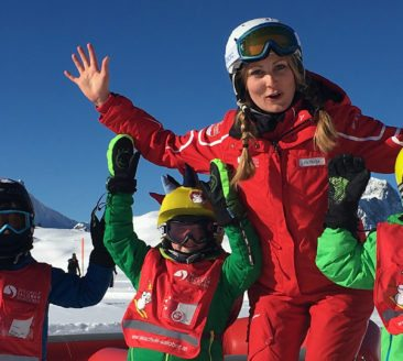 Ski- & Snowboardschule Salober-Schröcken
