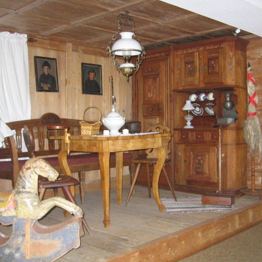 Heimatmuseum und landwirtschaftliche Sammlung Alberschwende