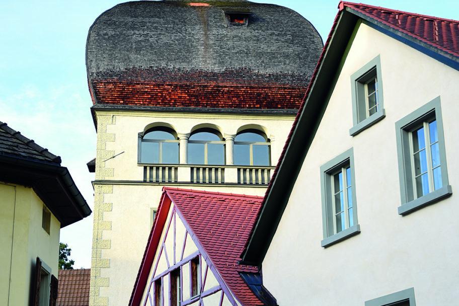 Bregenzer Oberstadt © Udo Mittelberger 2014