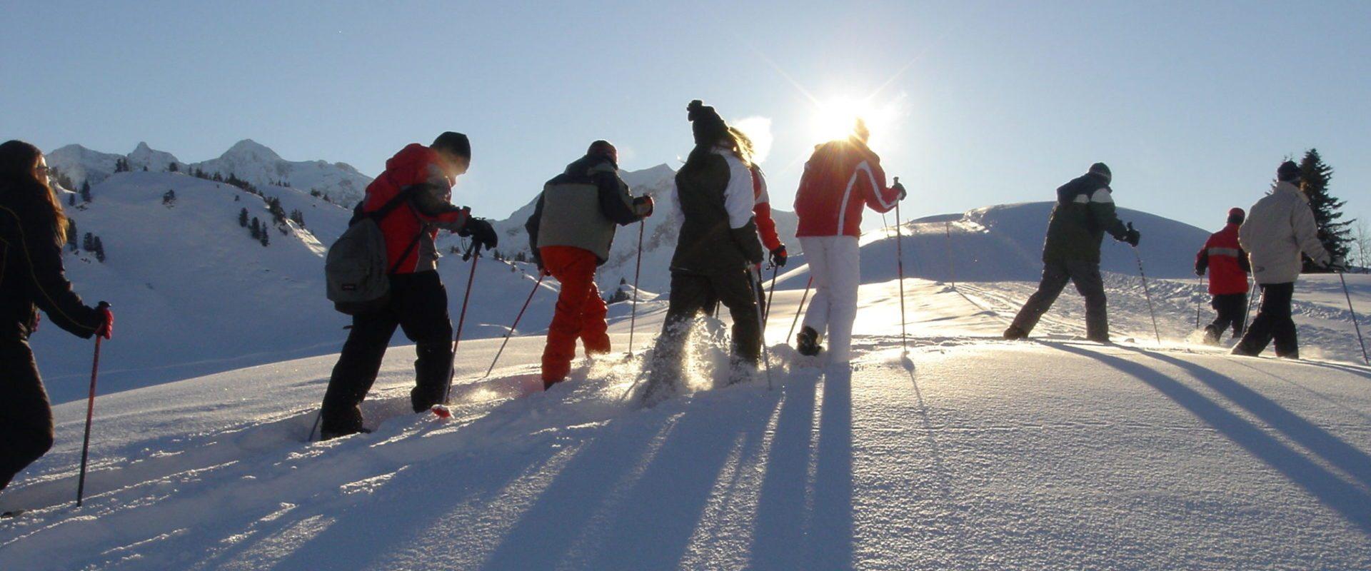 Schneeschuhwandern_Schröcken_Alpinschule