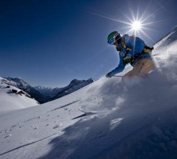 Skischule Warth