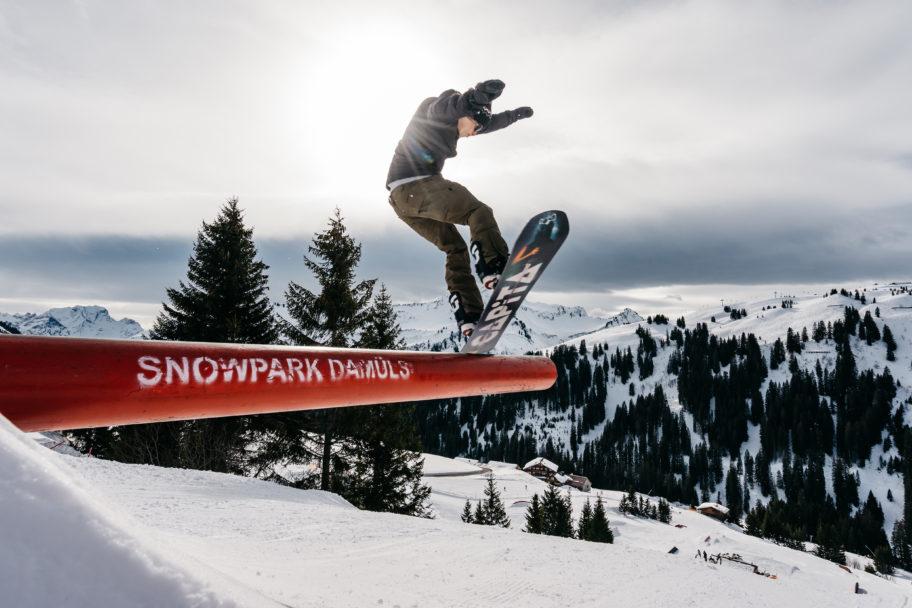 Snowpark Damüls © Oostenrijk TV - Bregenzerwald Tourismus (14)