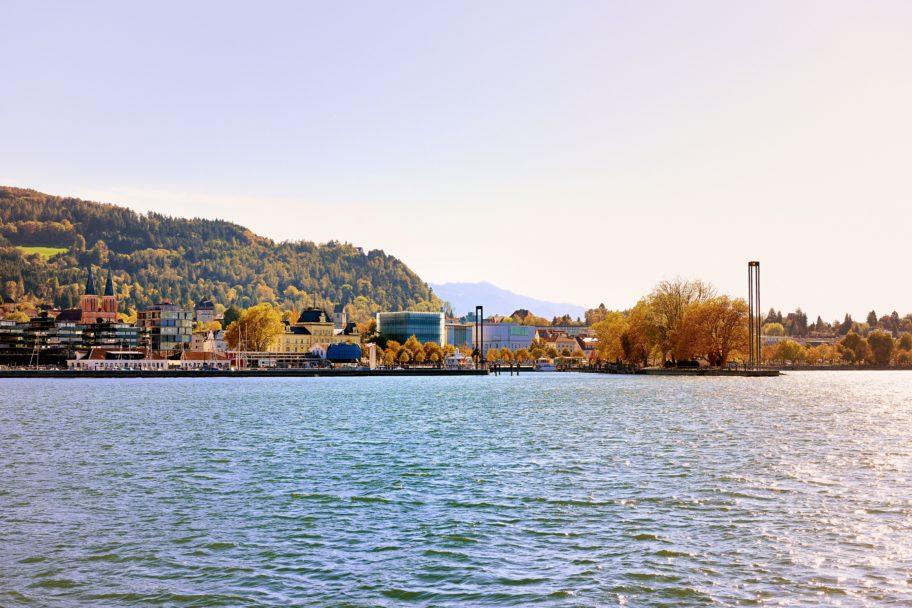 Bregenz Hafen, See, Rundfahrt, Walter Fink © Udo Mittelberger