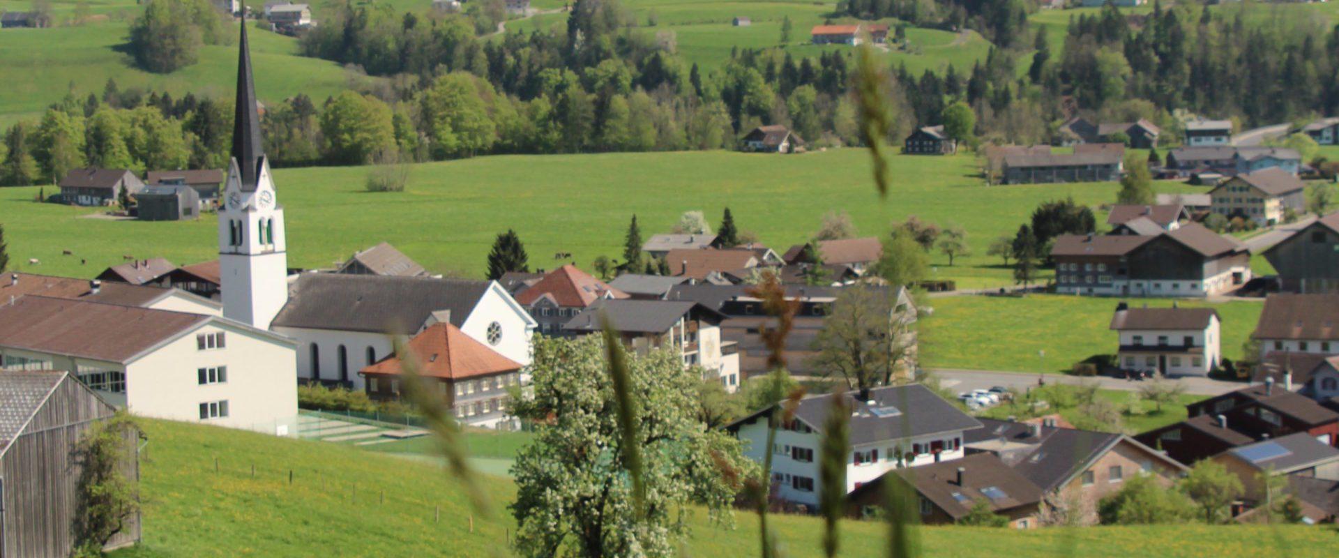 Lingenau Sommer © Tanja Steurer / Lingenau Tourismus