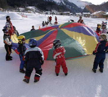 Skifahren am Diedamskopf © Dietmar Walser / Bergbahnen Diedamskopf