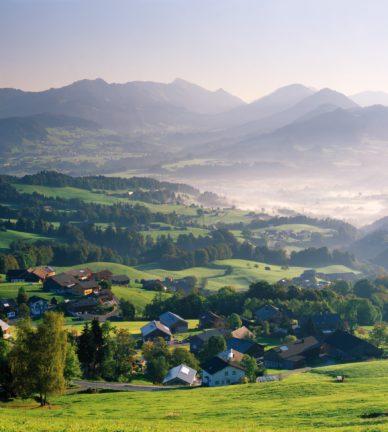 Schönheits- und Pflegeprodukte aus dem Bregenzerwald