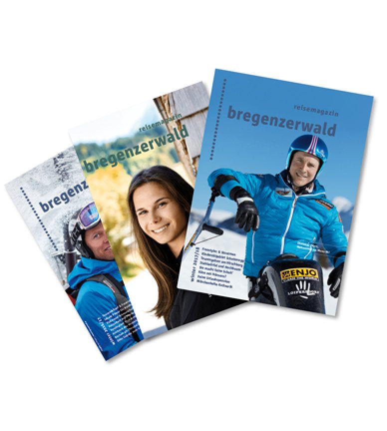 Abo Reisemagazin Bregenzerwald