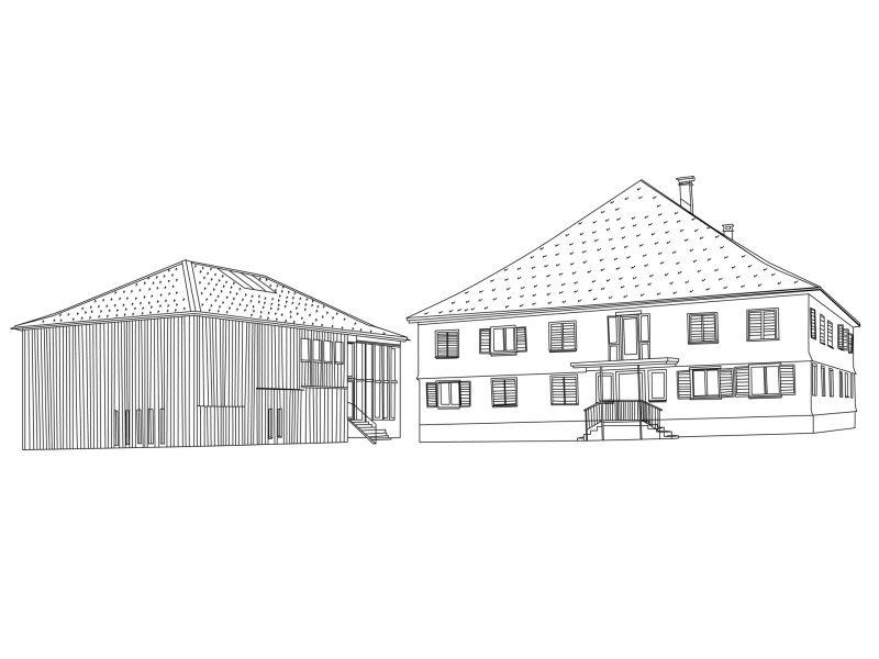 bauernhaus nach himmelsrichtung ausrichten. Black Bedroom Furniture Sets. Home Design Ideas