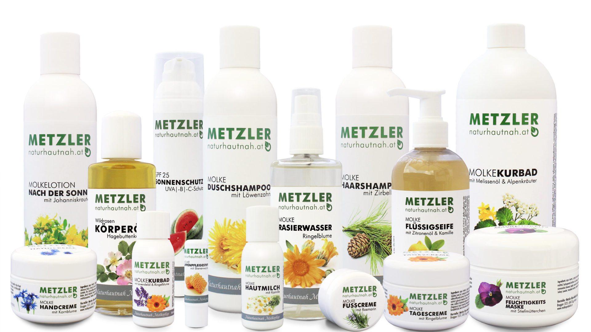 Metzler Molkeprodukte: Bregenzerwald In Vorarlberg