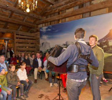 Damüls: Walser im Wald 2018