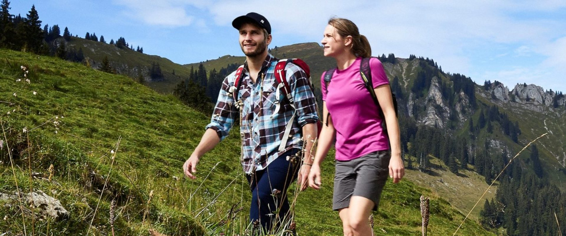 Wandern in der Naehe der Alpe Sattelegg in Au Adolf Bereuter - Bregenzerwald Tourismus_zugeschnitten