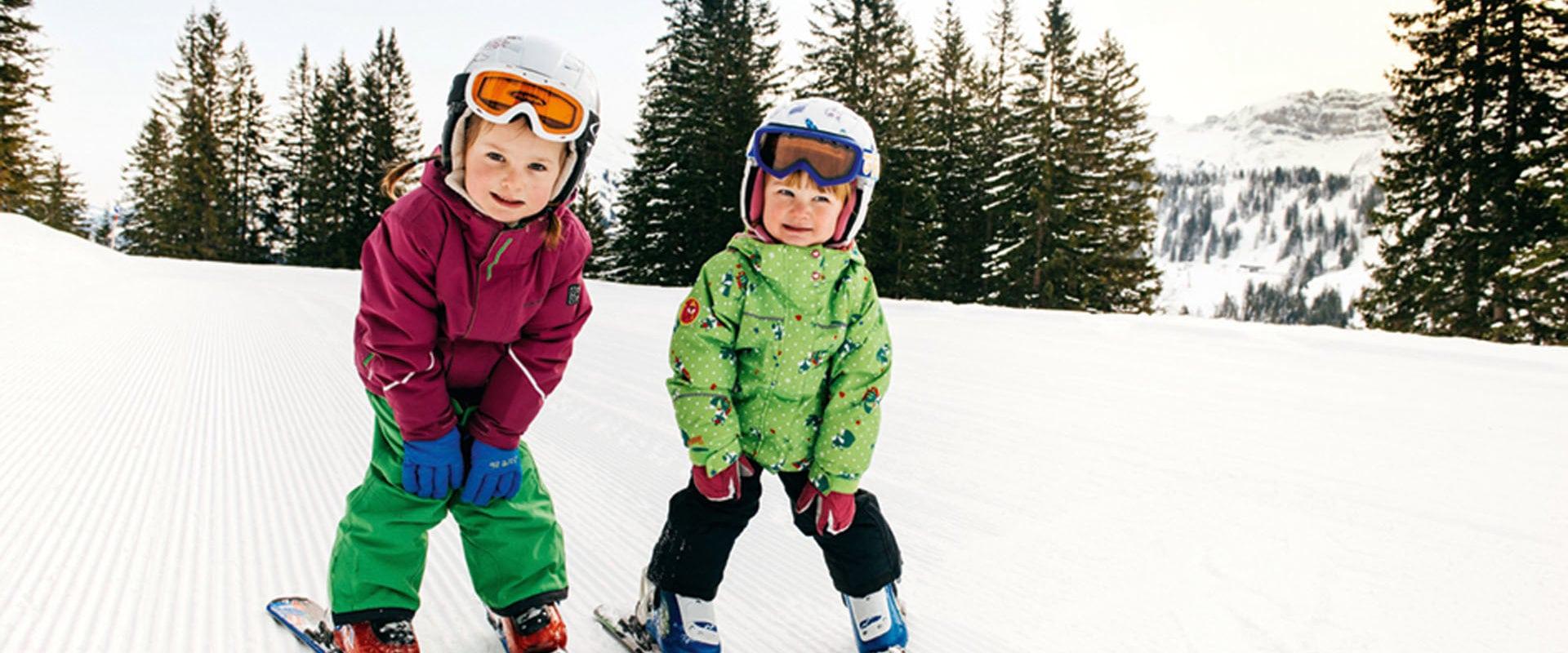 Aktion Kinderschnee im Bregenzerwald