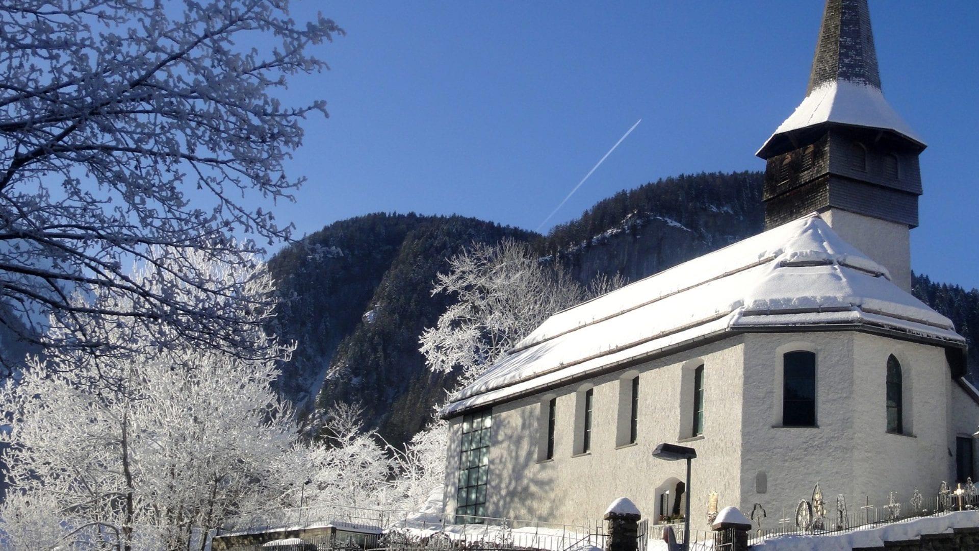 Reuthe Bregenzerwald In Vorarlberg
