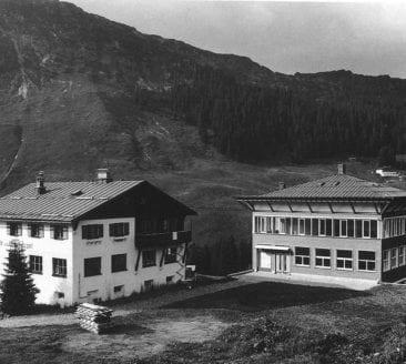 Schule Warth_Gemeindearchiv Warth