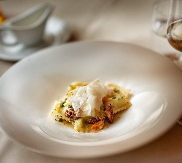 Rezept – Schotten-Kräuter Ravioli