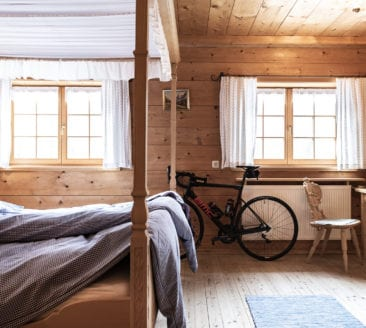 Roadbike Hotel: Hotel Gämsle in Schoppernau