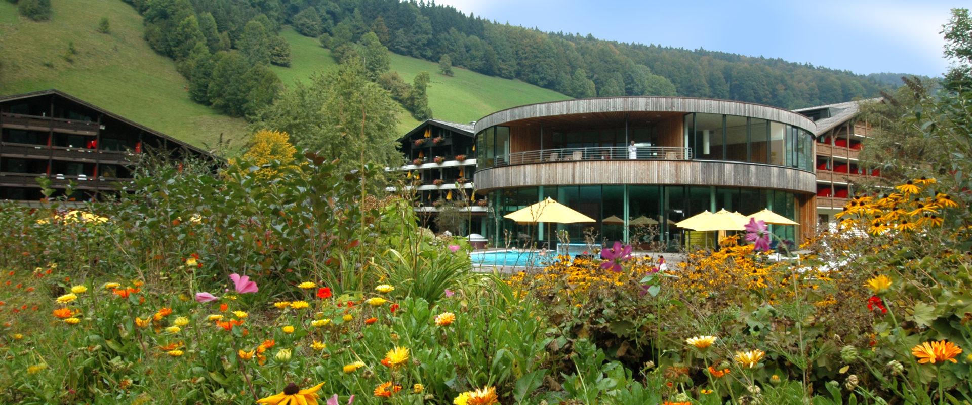 Genussradeln, baden & entspannen im Gesundhotel Bad Reuthe