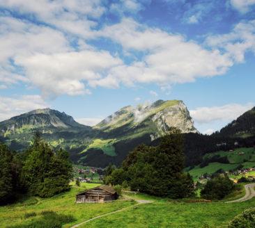 Vorarlberg, Naturschutz- und Energieplätze Vorarlberg