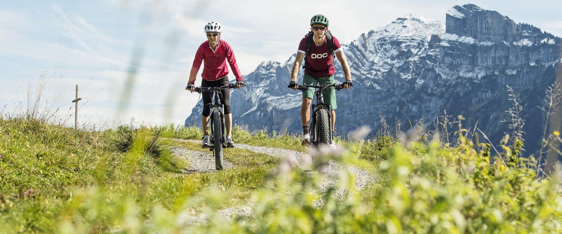 Mountainbike Mellau © Alex Kaiser undefined