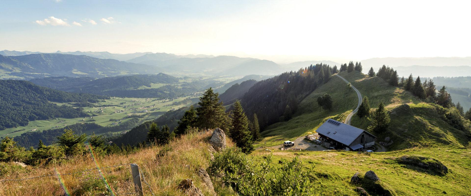 Wandern Hochhäderich © Johannes Fink undefined