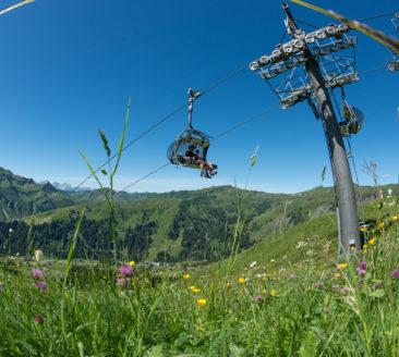 Wandern Elsenalp Damüls © Huber Images - Damüls-Faschina Tourismus