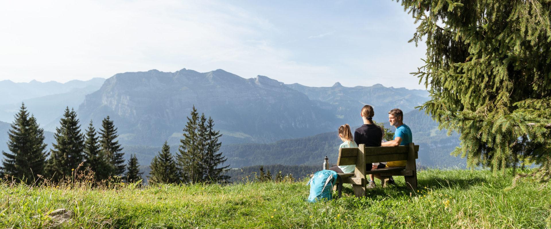 Familienfreundliche Wanderungen Bregenzerwald In Vorarlberg