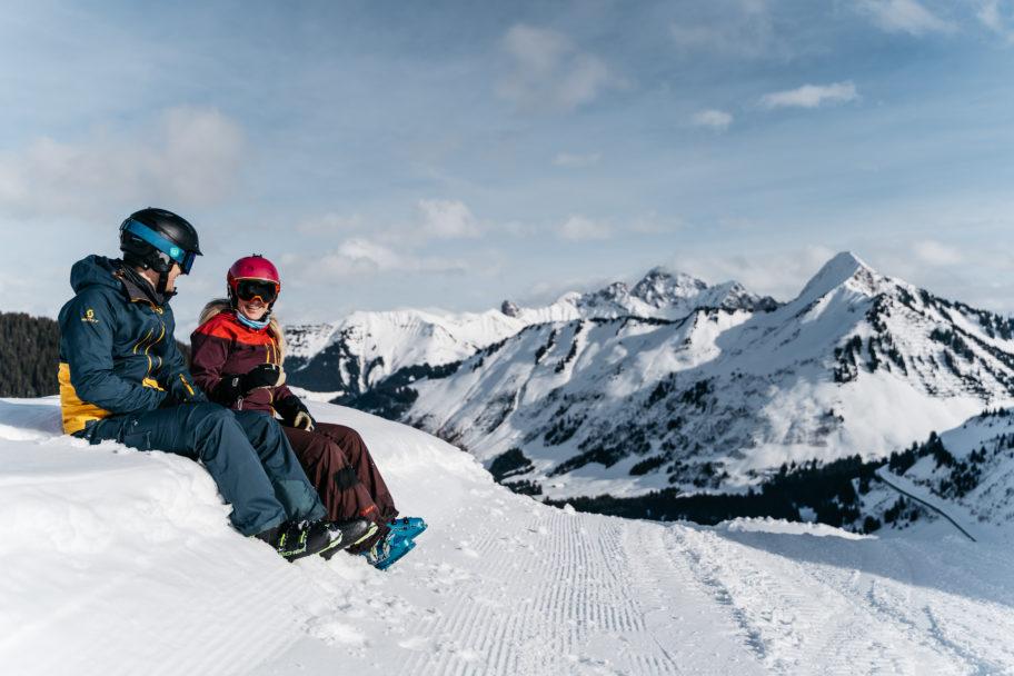 Skigebiet Damüls-Mellau © Oostenrijk TV - Bregenzerwald Tourismus (26)