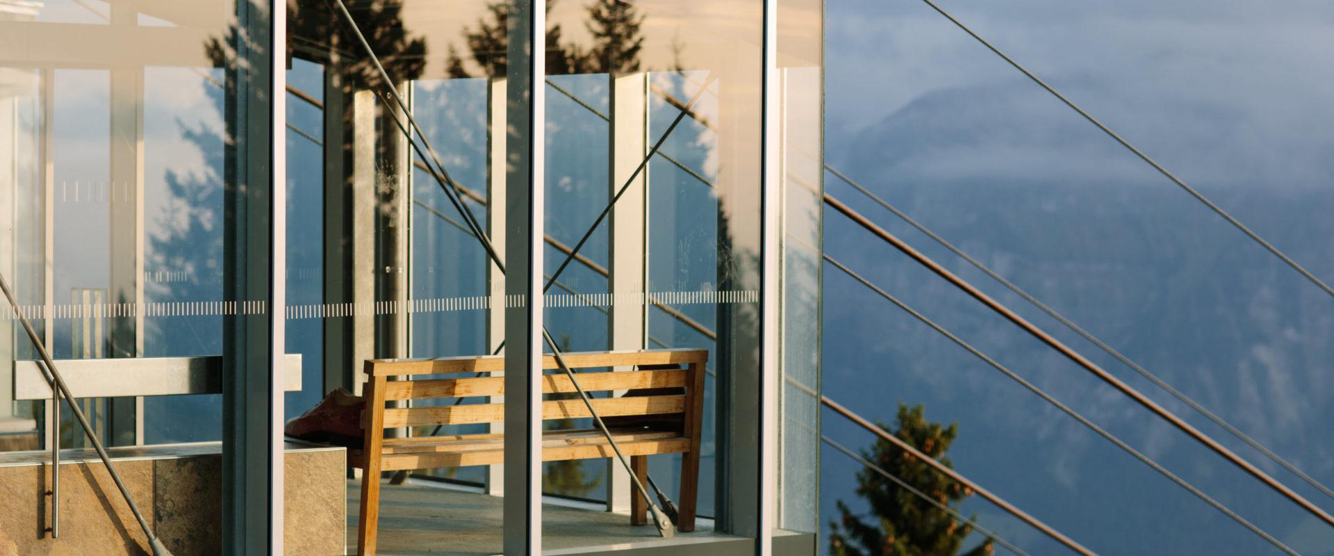 Seilbahn Bezau Bergstation © Ian Ehm undefined