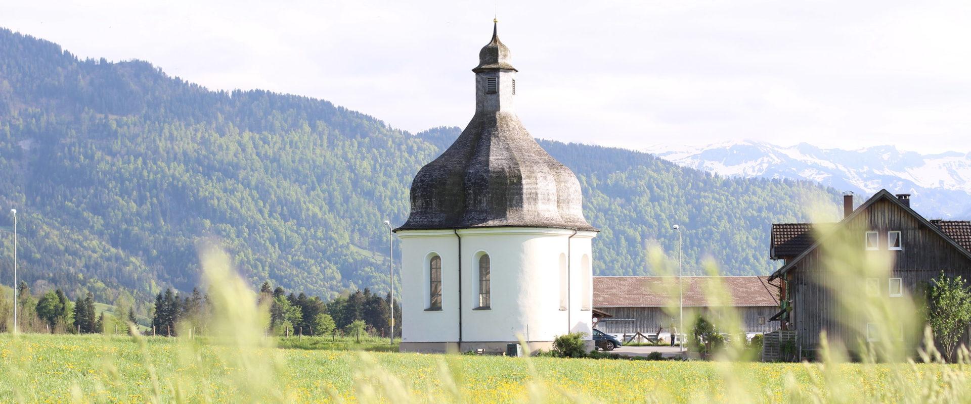 St. Anna Kapelle Lingenau © Tanja Schörkl undefined
