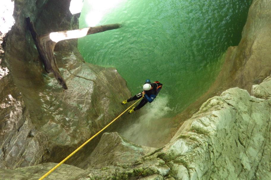 Canyoning © Jürgen Riegger - Alpine-Passion (10)