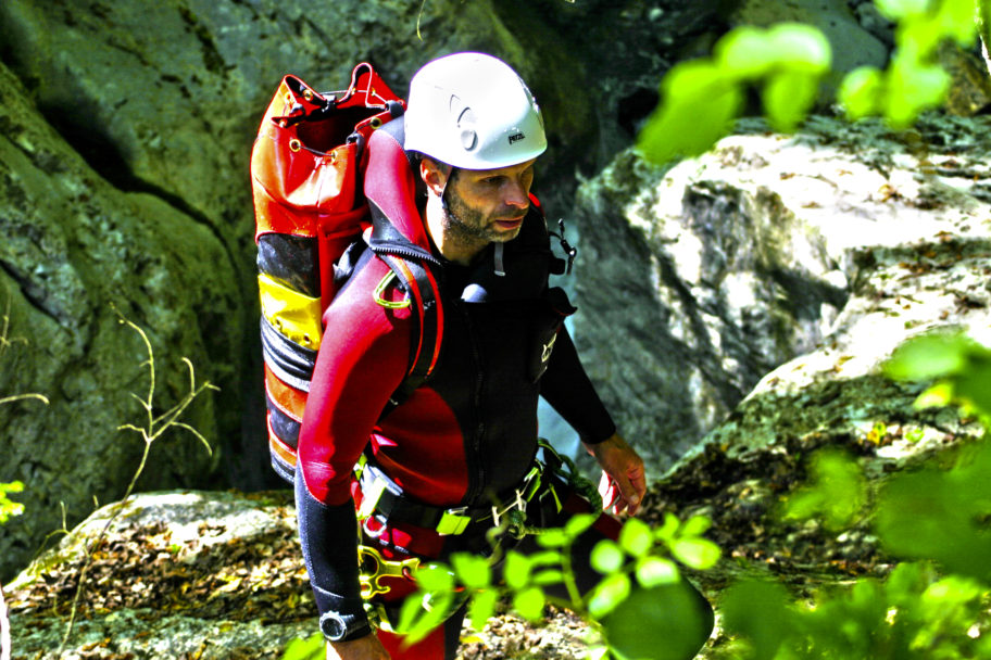 Canyoning © Jürgen Riegger - Alpine-Passion (12)