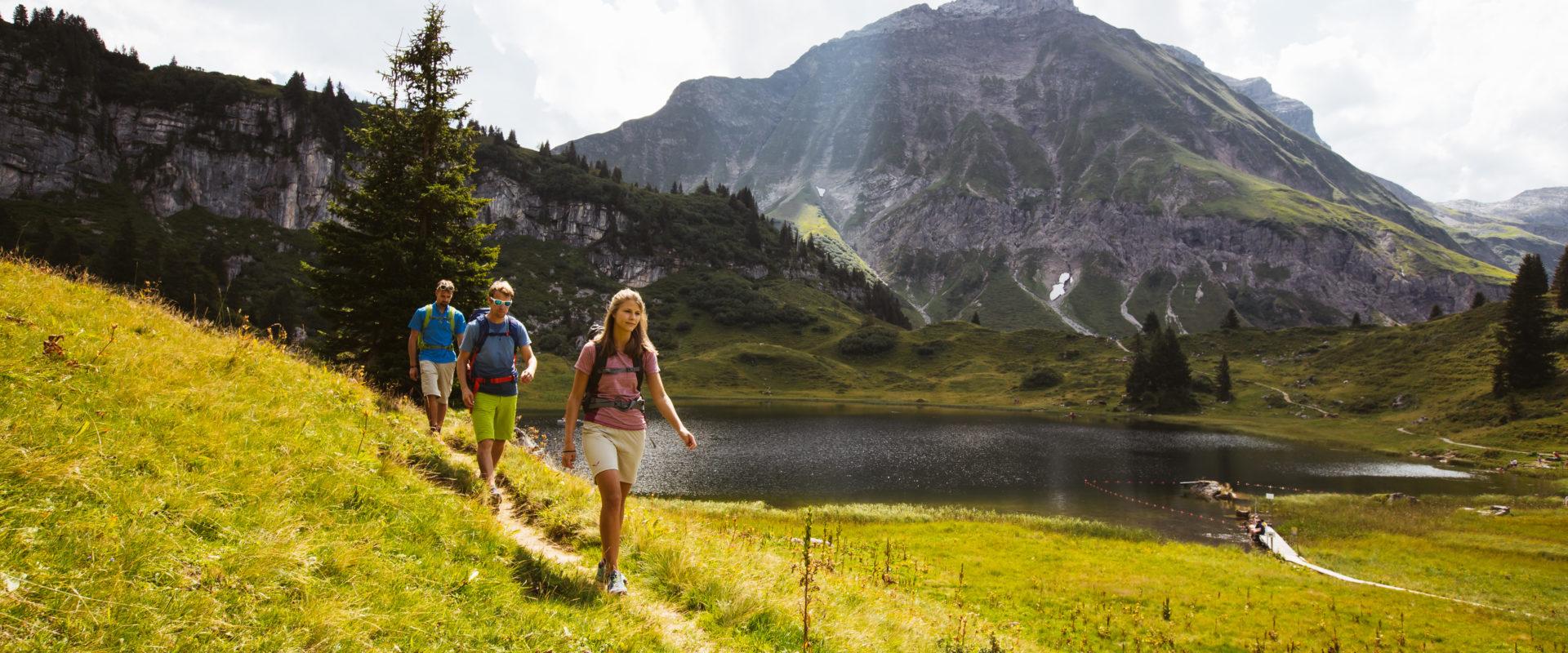 Kulinarisch Wandern - Warth-Schröcken