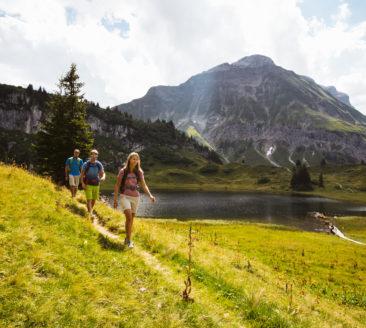 Culinary hike – Warth-Schröcken