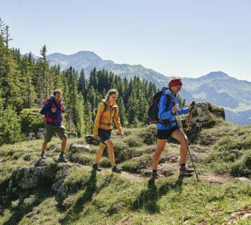 Hiking far – The Cheese Path