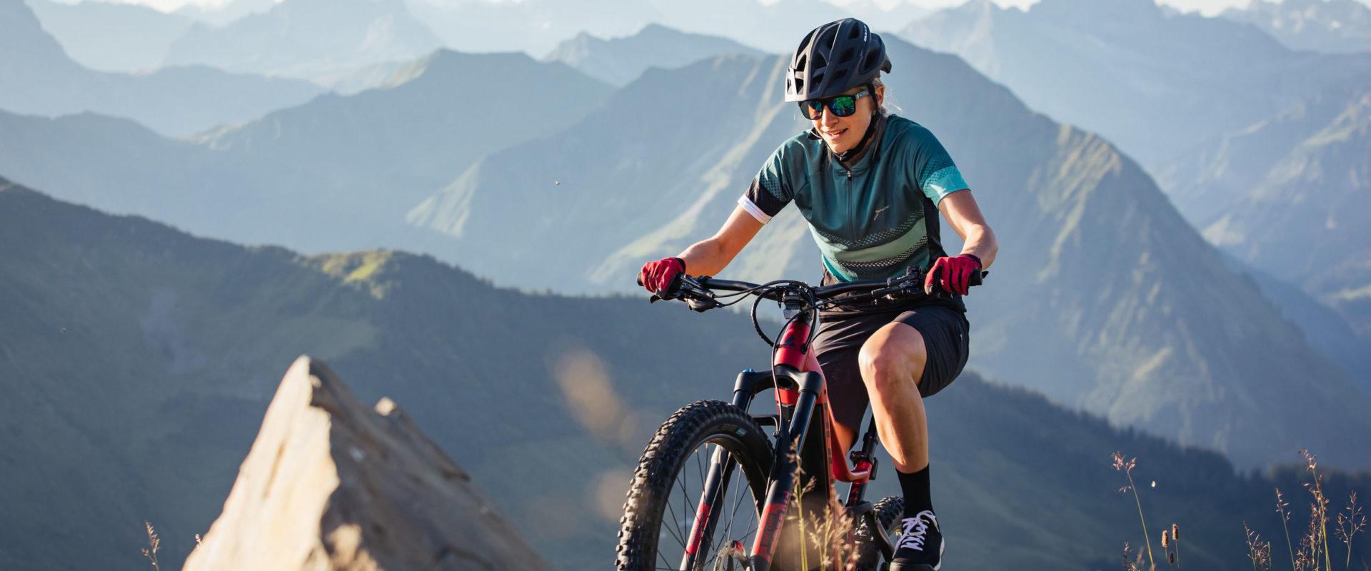 Mountainbike Bregenzerwald