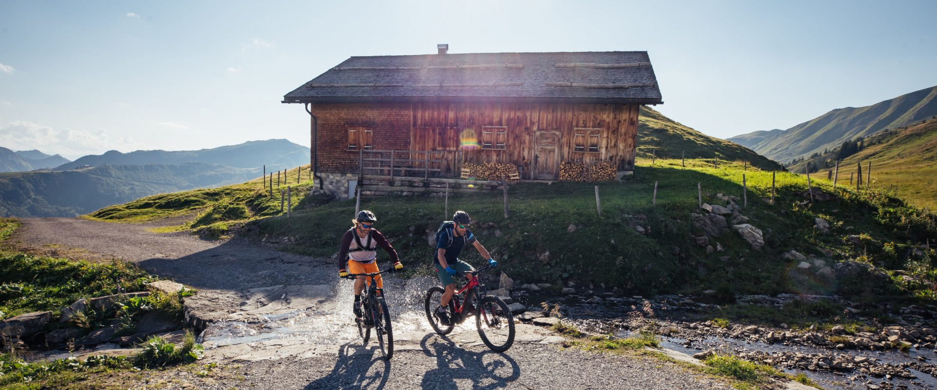 Mountain Bike Holidays and Hotels