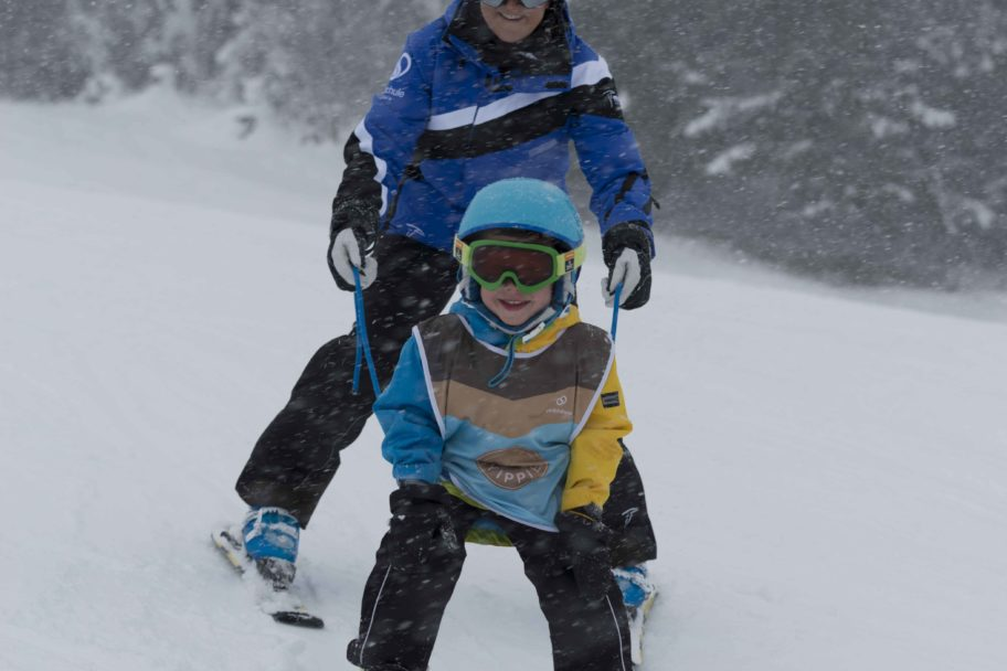 Garantiert Skifahren lernen in 4 Stunden in der Skischule Bödele © Johannes Fink - skibödele (1)