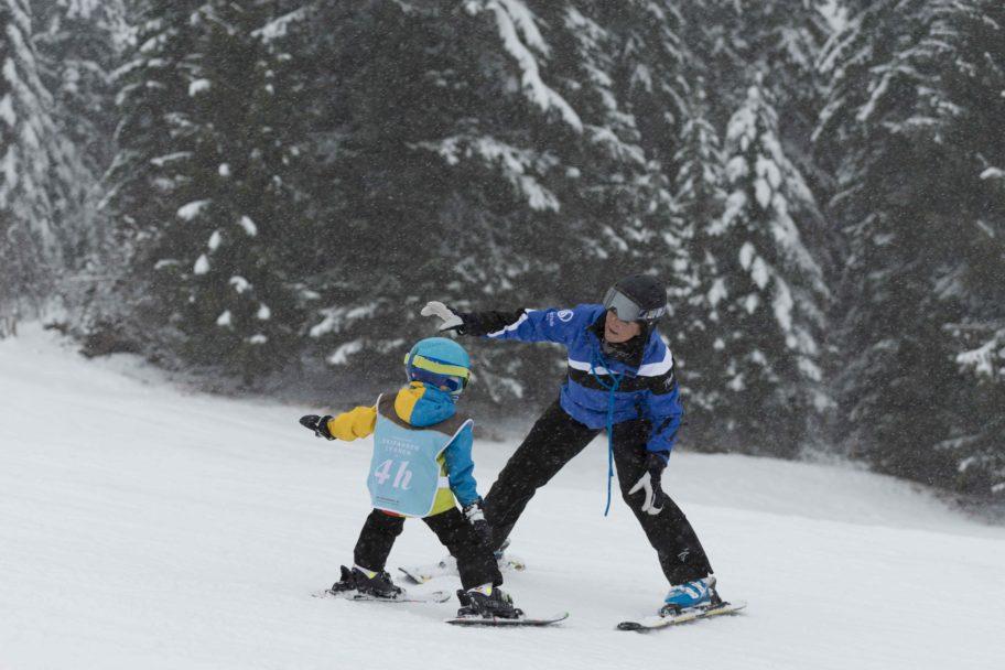 Garantiert Skifahren lernen in 4 Stunden in der Skischule Bödele © Johannes Fink - skibödele (2)