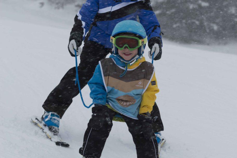 Garantiert Skifahren lernen in 4 Stunden in der Skischule Bödele © Johannes Fink - skibödele (5)
