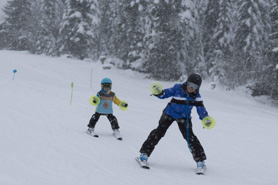 Garantiert Skifahren lernen in 4 Stunden in der Skischule Bödele © Johannes Fink - skibödele (7)