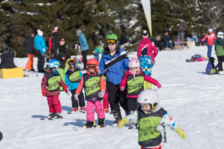 Gruppenskikurse in der Skischule Bödele © Johannes Fink - skibödele (4)