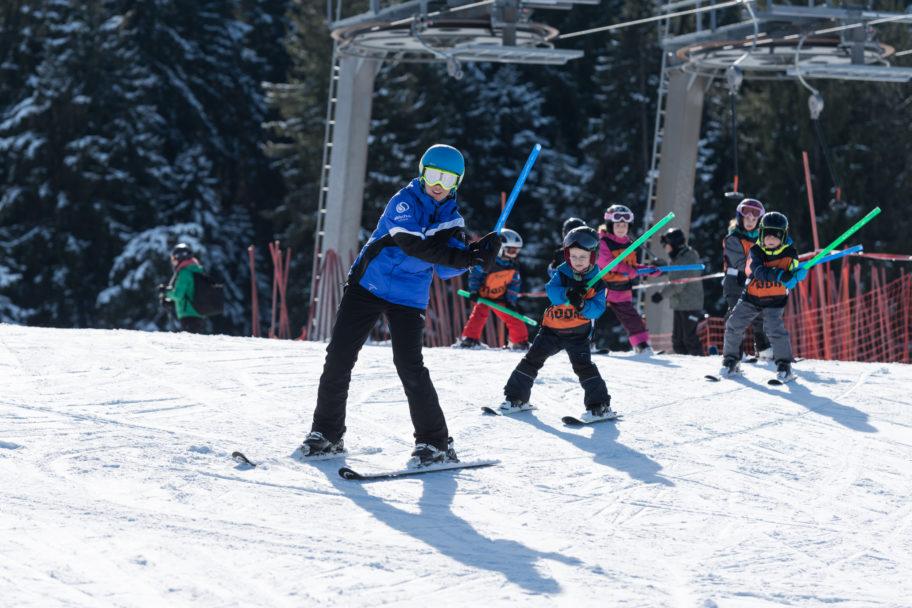 Gruppenskikurse in der Skischule Bödele © Johannes Fink - skibödele (8)