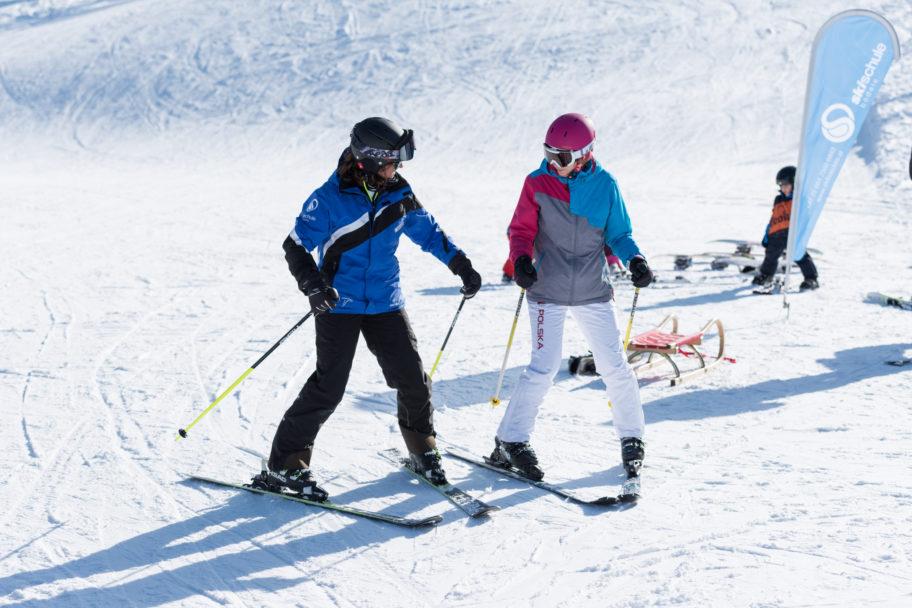 Individuell Skifahren lernen in der Skischule Bödele © Johannes Fink - skibödele (8)