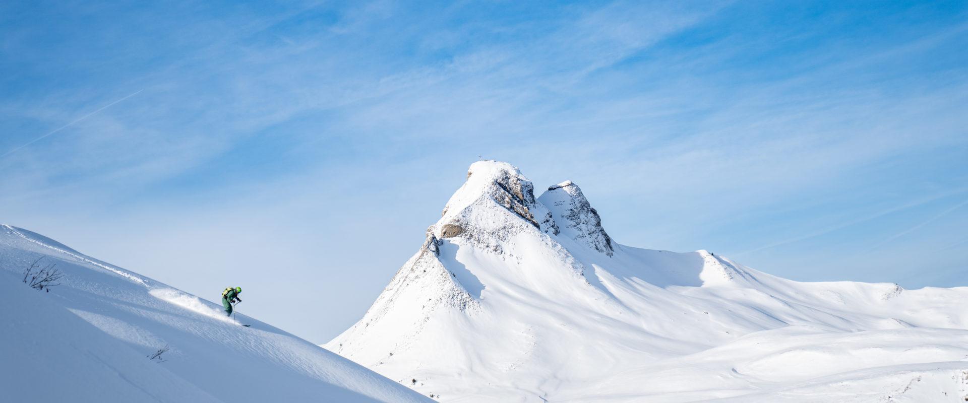 Mellau - Seven Summits Freetour