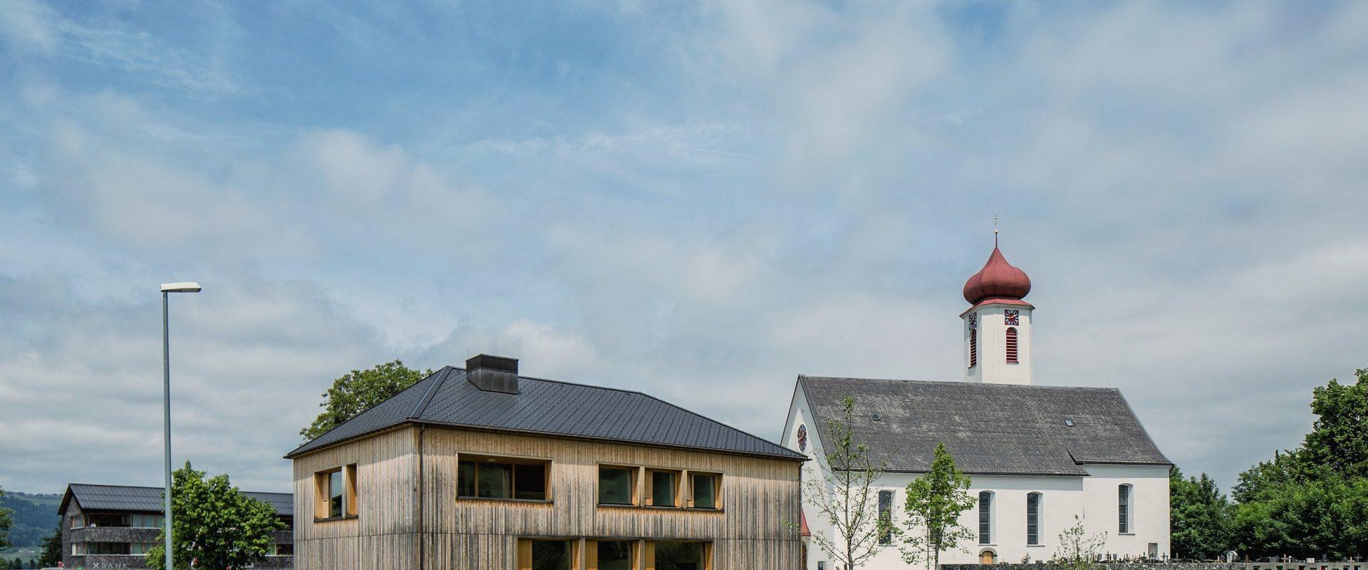Krumbach im Bregenzerwald © Markus Gmeiner / Energieinstitut Vorarlberg